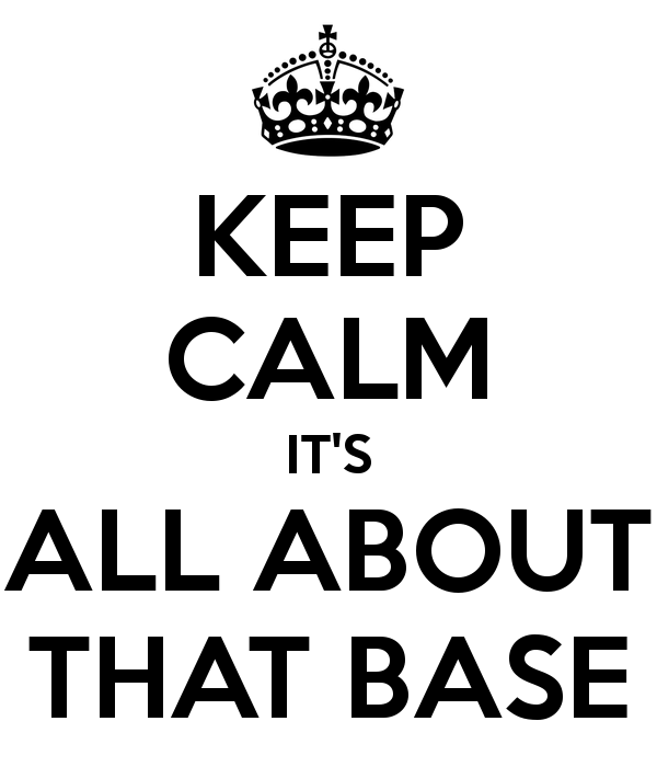 Europe Packing – Its all about the base ….. layer, thatis!