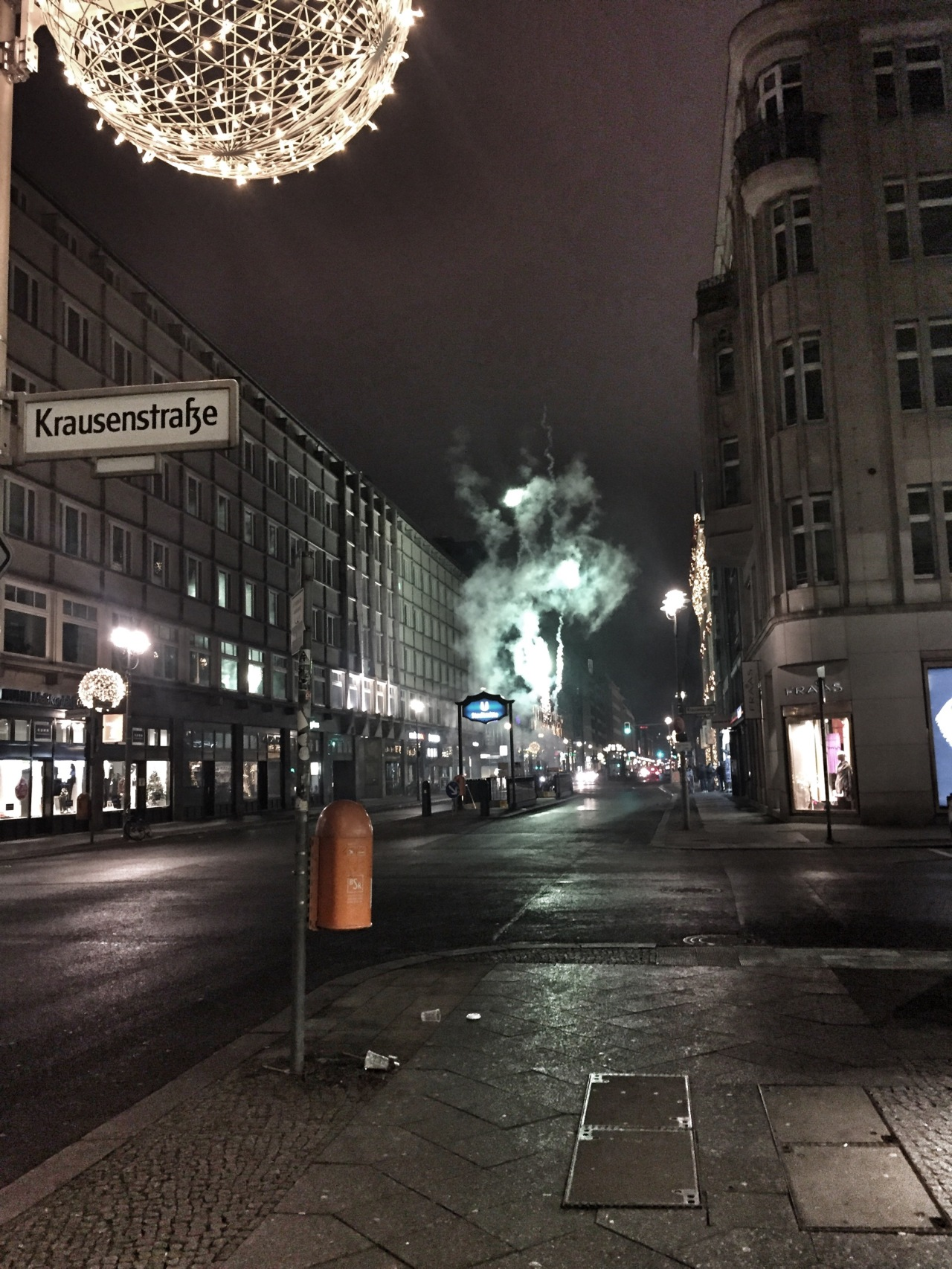 New Years In Berlin – Street Drinking & Fireworks, what could possibly go wrong?