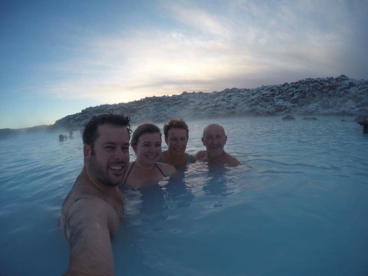 Iceland – The Blue Lagoon, Our Last Hurrah!