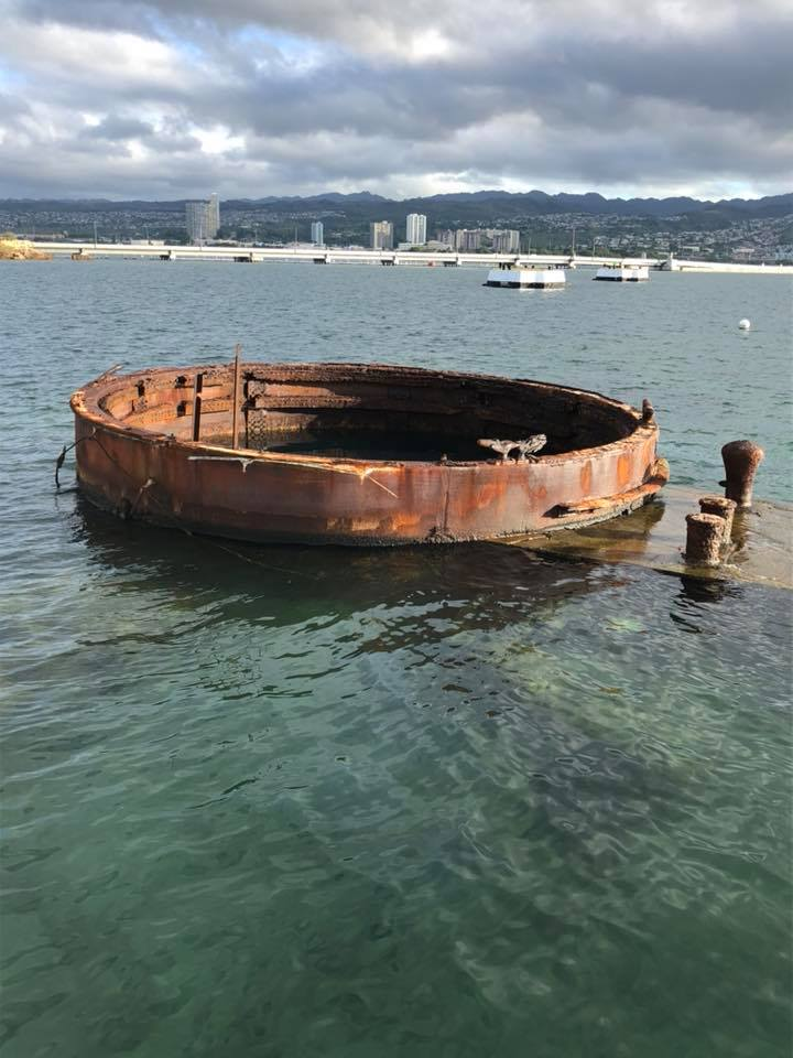 Pearl Harbor and a Boys Playground